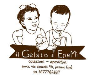 Il gelato di Enemi