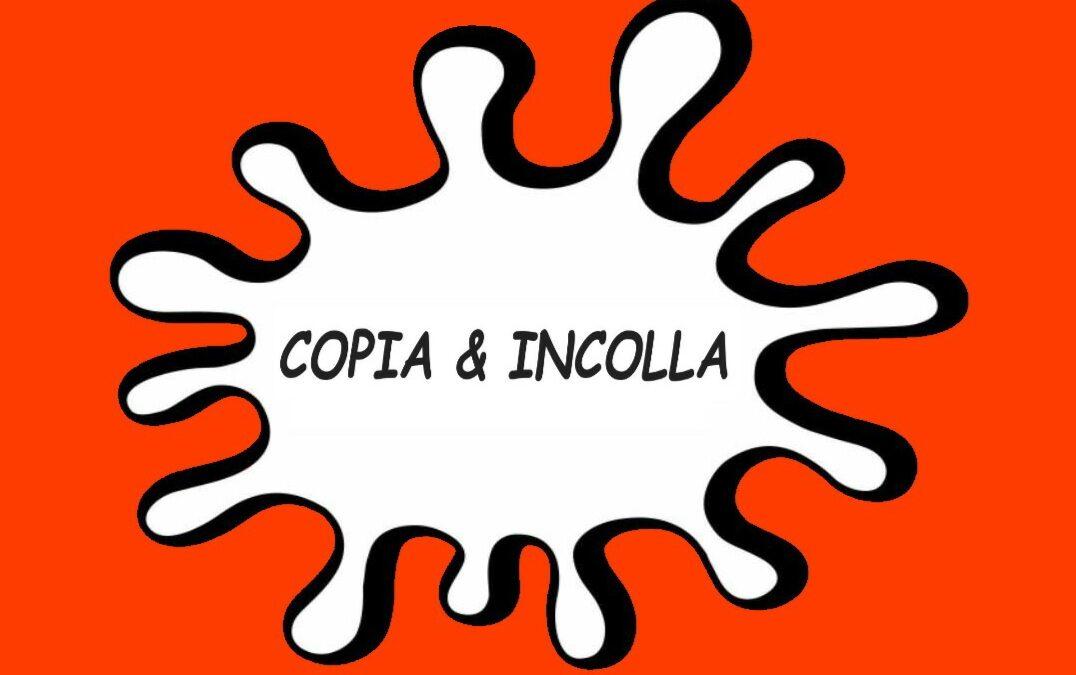 Copia & Incolla