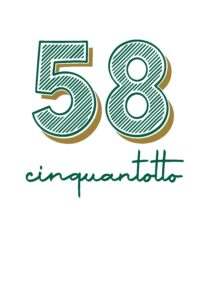 58/Cinquantotto