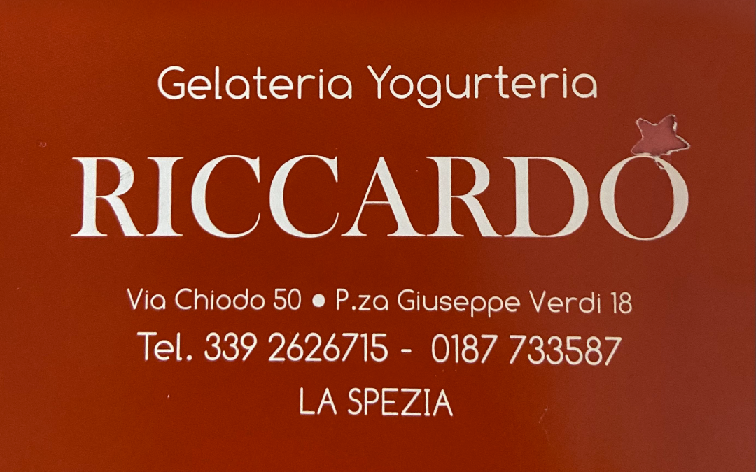 Bar gelateria Riccardo