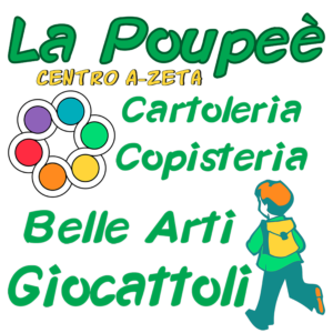 Centro A-Zeta ex cartoleria la Poupée