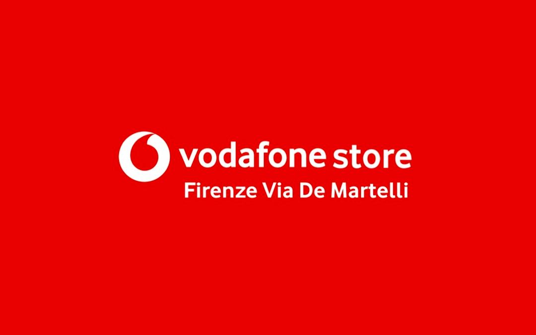 Vodafone store De Martelli